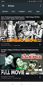 47mm – Telugu Movies App Download For Android 5