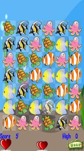Fish Match - náhled