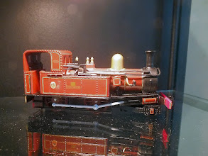 Photo: 009 The second Oxford Diecast special commission 00n3 model is this superb Beyer Peacock 2-4-0T loco, IOMR no.12 ..