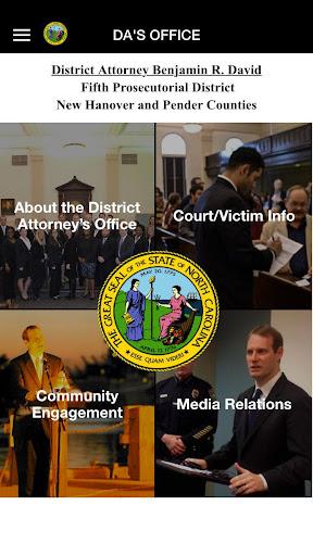 Fifth Prosecutorial Dist of NC