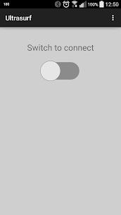 Ultrasurf (beta) – Unlimited Free VPN Proxy 1