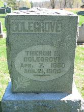 Photo: Colegrove, Theron