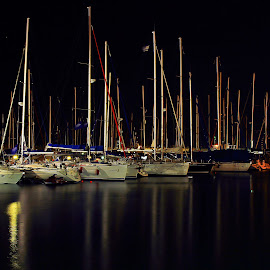 ashdod by Catalino Adolfo   Jr. - Transportation Boats ( boats, transportation )