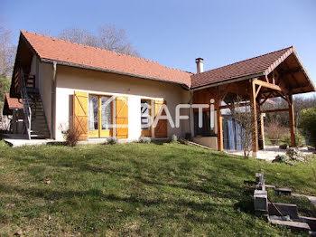 villa à Saint-Pierre-de-Curtille (73)