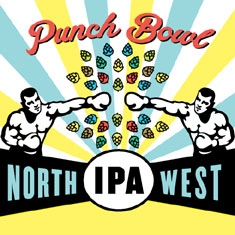 Logo of Russell Punch Bowl India Pale Ale