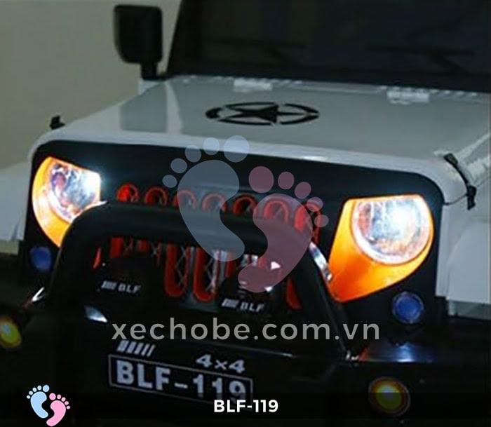 Xe ô tô điện địa hình BLF-119 11