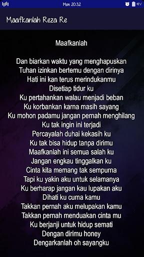 Download Lagu Maafkan Aku Yang Tak Sempurna : download, maafkan, sempurna, Lirik, Maafkanlah