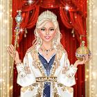Königliches einkleiden – Königinnen Modeshow icon