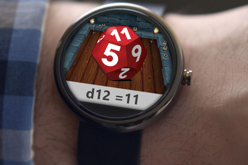 Dungeon Dice - Android Wear image