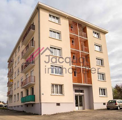 Vente appartement 4 pièces 84,56 m2