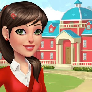 Home Cafe Mansion Design Match Blast 3.5 by Playmobi logo