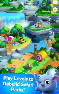 Wild Things: Animal Adventure 5.4.400.805011414 MOD (Unlimited Money) 1