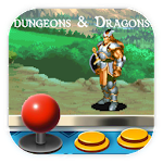 Code Dungeons And Dragons Arcade Dungeons&Dragons Icon