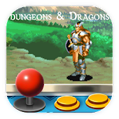 Code Dungeons And Dragons Arcade Dungeons&Dragons