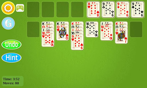 FreeCell Solitaire Mobile android2mod screenshots 23