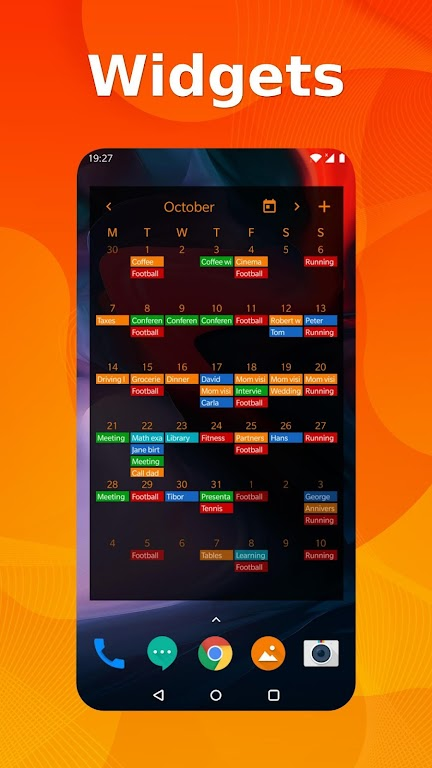 Simple Calendar Pro - Events & Reminders Manager  poster 4