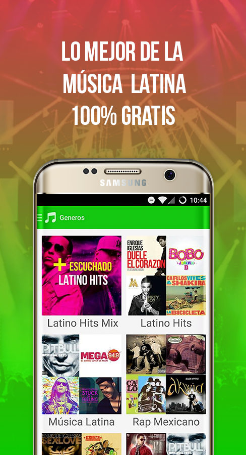 Radiulo Free Mexican music and Mexican radio- screenshot