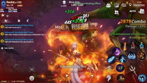 RebirthM screenshot 8