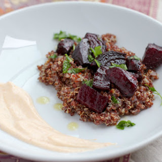Roasted Beetroot With Coriander Recipes