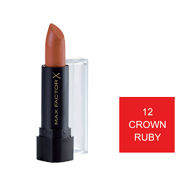 Labial Max Factor Colorfast Crown Ruby x4g