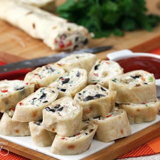 Tortilla Pinwheels.