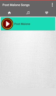 New Song of Post Malone With Lyrics - náhled