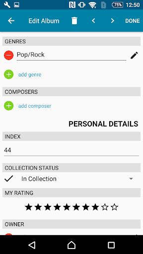 CLZ Music - Music Database 4.8.1 screenshots 7