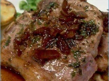 Lamb Chops With Balsamic Reduction Recipe