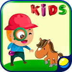 Animal sounds for kids 1.6.8 Apk