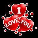 Romantic Love Stickers WAStickerApps icon
