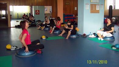 Photo: Markéta Kuncová - kámoška, PILATES - hostování ve FitnessBalance