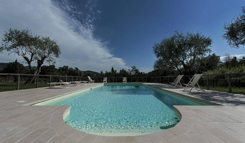 Villa avec piscine Massarosa