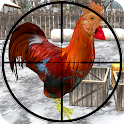 Chicken Shooter game of Chicken Shoot and Kill icon