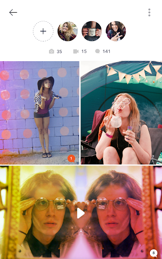 Retrica - Selfie, Sticker, GIF screenshot 6