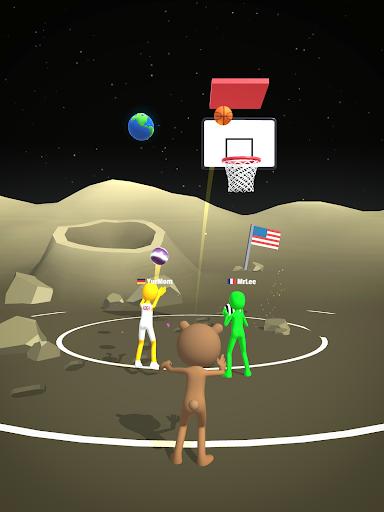 Five Hoops - Basketball Game 17 screenshots 16