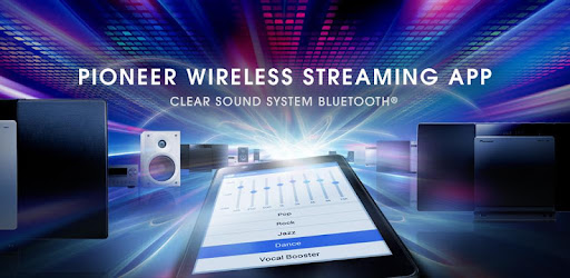 Pioneer Wireless Streaming - Apps on Google Play