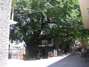 Photo: Η πλατεία του χωριού