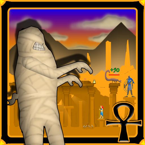 Revenge Of Anubis: Pyramid Adventure