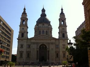 Photo: Bazilika sv. Štěpána je nejvýznamnější duchovní stavbou v Maďarsku,  jedním z nejvyhledávanějších turistických cílů a zároveň třetí nejvyšší stavbou Maďarska.