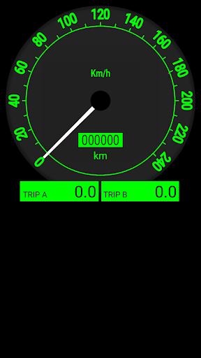 ComBase Speedometer screenshot