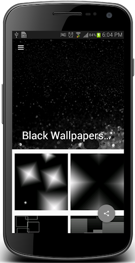 Black Wallpaper HD