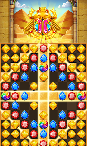 Jewels Egypt Crash 1.0.0 screenshots 2
