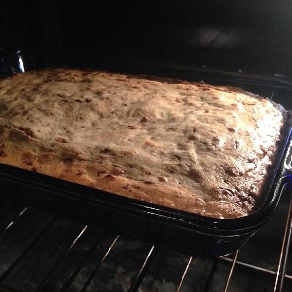 Ooey Gooey Butter Toffee Bars Recipe