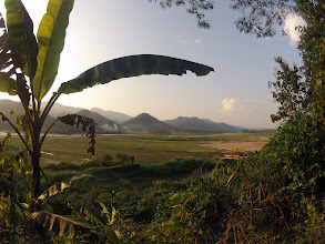 Photo: Beautiful scenery ont the way from Sukhothai to Mae Sariat, Thailand.