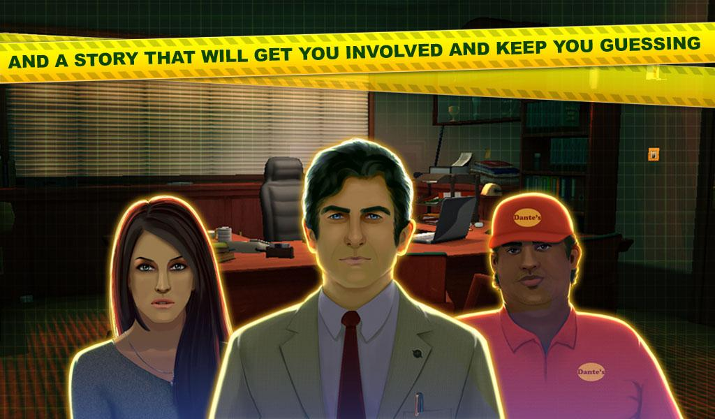 Crime Mystery & the Adventures- screenshot