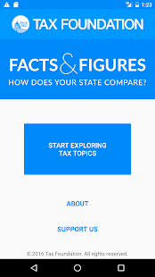 Tax Foundation Facts & Figures- screenshot thumbnail
