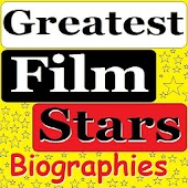 Greatest Film Stars Biographies in English