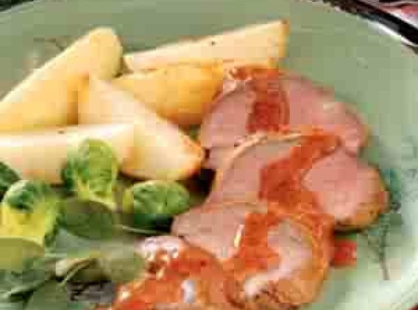 Beef Tenderloin With Potatoes Recipe