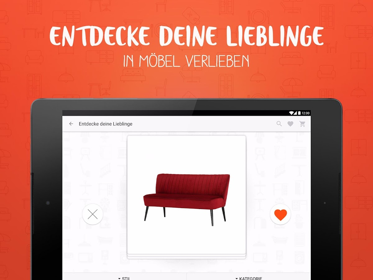 home24 m bel interieur android apps auf google play