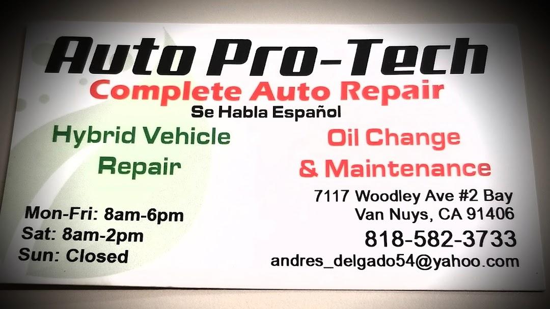 Auto Pro Tech Complete Auto Repair Hybrid Repair In Van Nuys